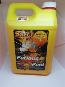 LABEMA CARBURANT 25% BIDON 5L FURIOUS 25