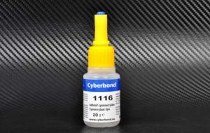 CYBERBONG COLLE CYANO POUR DEPRON 20G CY1116